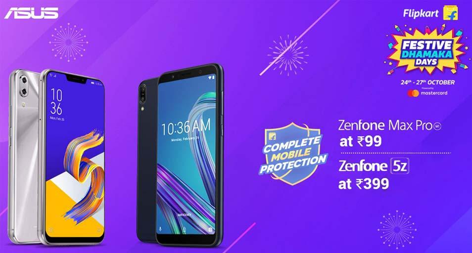 Zenfone Deals Flipkart