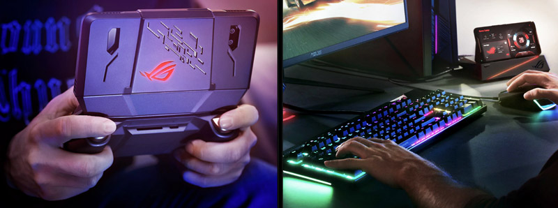 Asus ROG Gaming Accessories