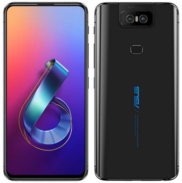 Asus Zenfone 6 Black HD
