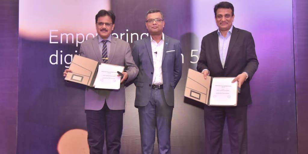 Ericsson Partners with BSNL to Bring 5G to India
