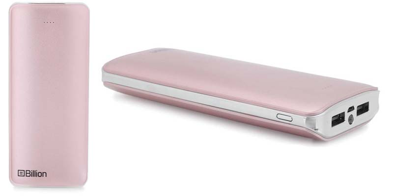 Flipkart Billion Power Bank 15000mAh