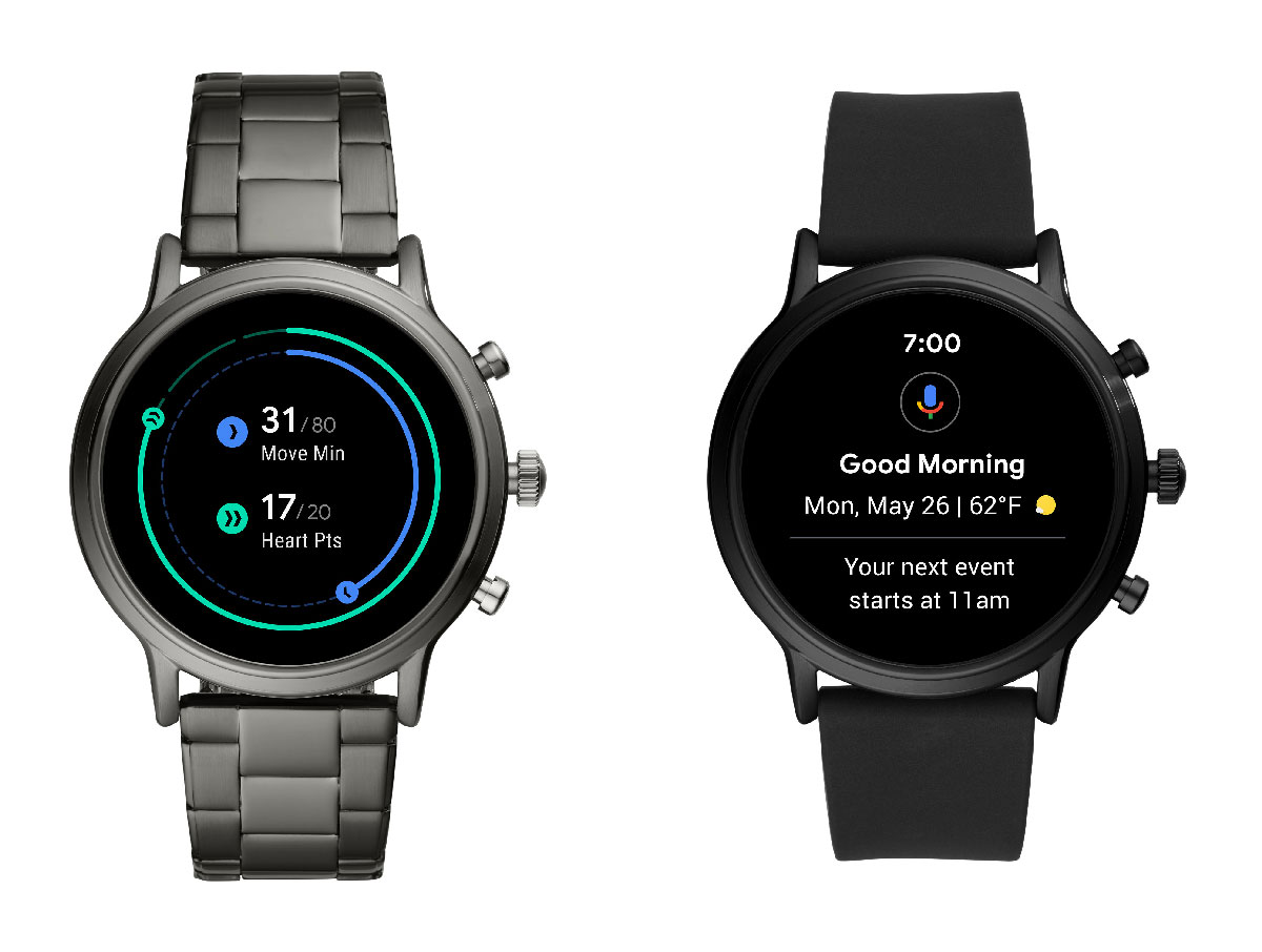 Fossil Gen5 Smartwatch Front