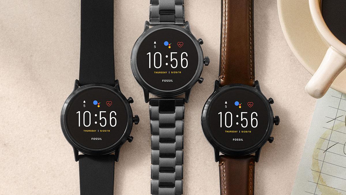 Fossil Gen5 Smartwatch Colors