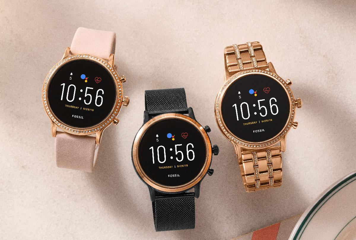 Fossil Gen5 Smartwatch Dial