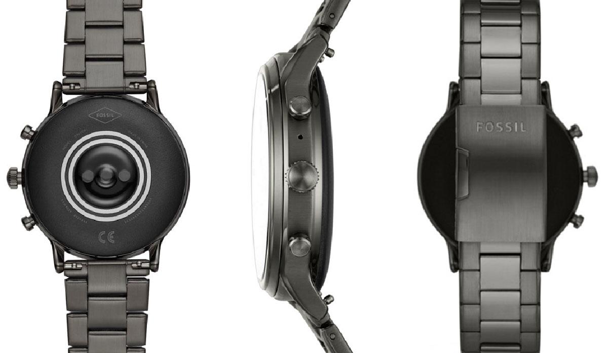 Fossil Gen5 Smartwatch Rear