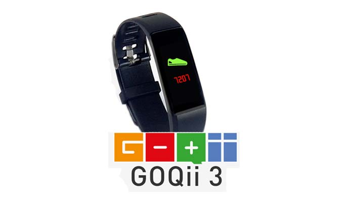 GOQii Unveils Fitness Tracker 3.0, Smart Preventive Family Healthcare Plan and Rewards Programs