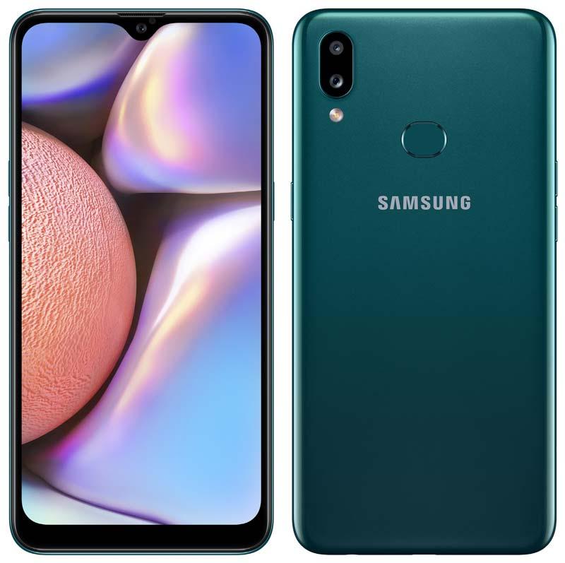 Samsung Galaxy A10s Green