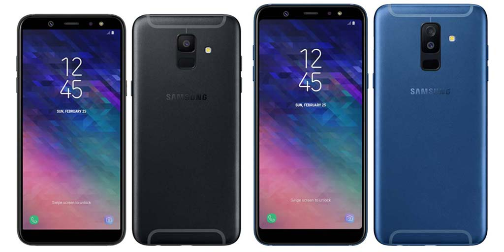 7346f2c0606 The Galaxy A6 A6 is offered in two configurations – 4GB RAM   32GB and 4GB  RAM   64GB wherein the Galaxy A6+ come with 4GB RAM and 64GB Storage.