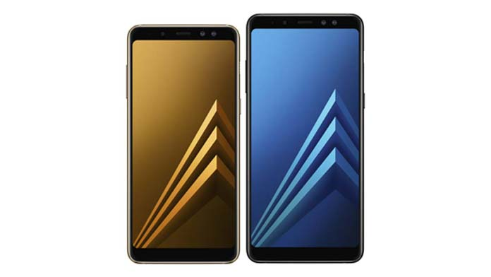 Samsung Galaxy A8 (2018) and A8+ (2018) with Infinity Display, Dual Front Cameras Goes Official