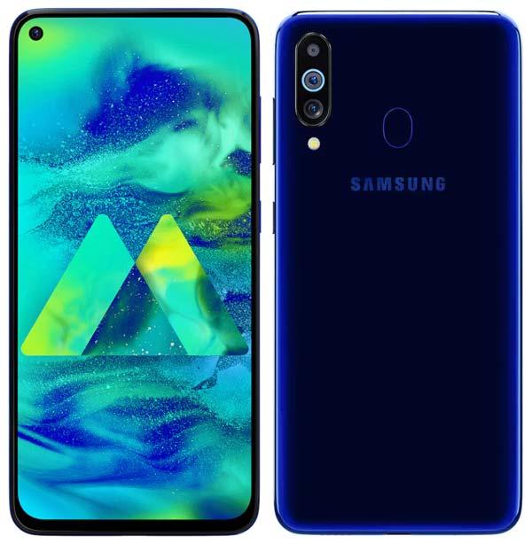 Galaxy M40 Blue
