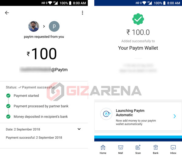 Add Money to Paytm Wallet Using Google Pay