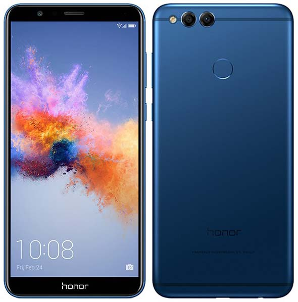 Honor 7X Blue India