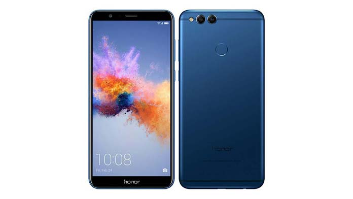 Honor 7X with 5.93″ Full HD 18:9 Display, Dual Rear Cameras, 4GB RAM Launched in India Starting at ₹12,999