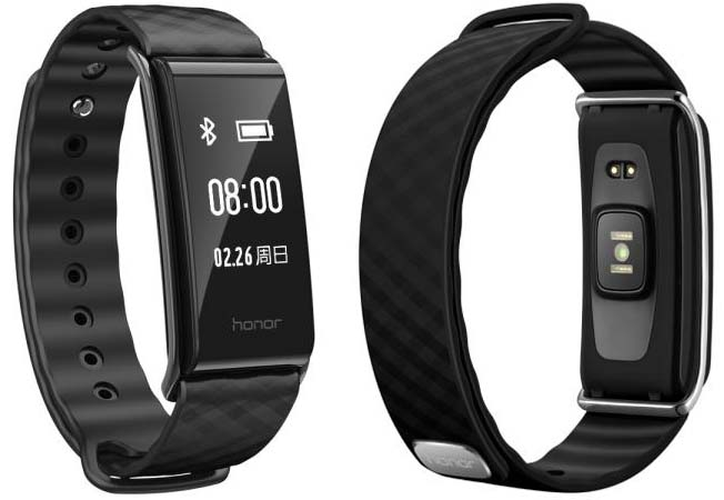 Honor Band A2 Black