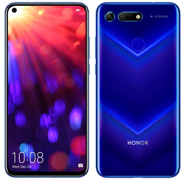 Honor View20 Blue