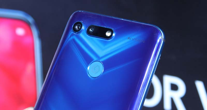 Honor View20 Rear