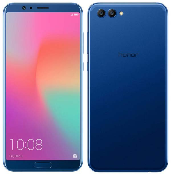 Honor View 10 Blue India