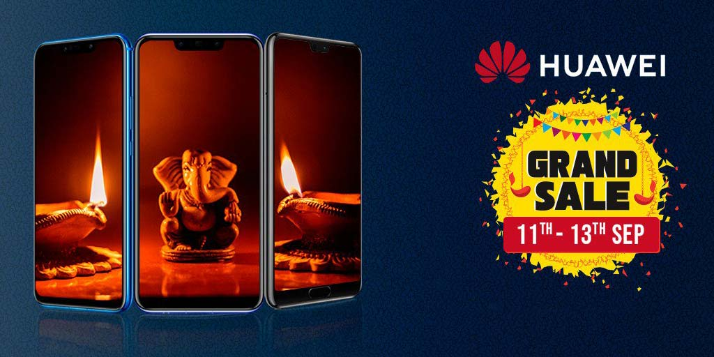 Huawei Grand Sale 2018