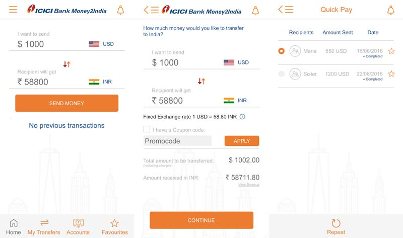 icici net banking app for android