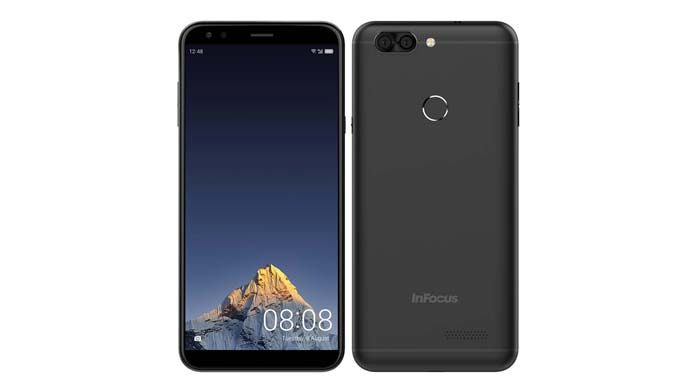 Infocus Vision 3 with 5.7-inch 18:9 Display, 2GB RAM, Dual Rear Cameras Launched at ₹6,999