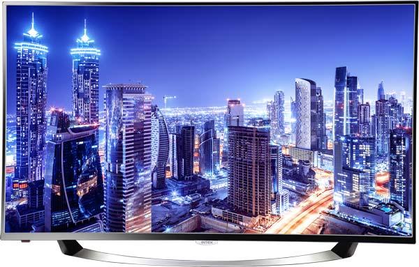 Intex 4K Smart TV B4301