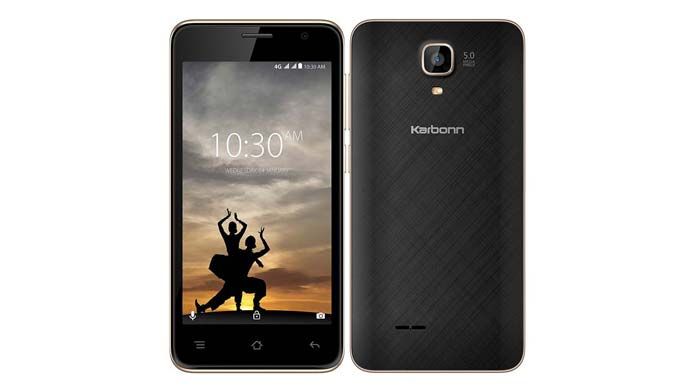 Karbonn A9 Indian - Price, Features, Availability and Specifications