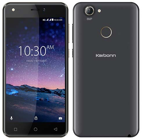Image result for Karbonn K9 Smart Grand with 4G VoLTE Support unveiled in India