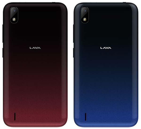 Lava Z41 Colors