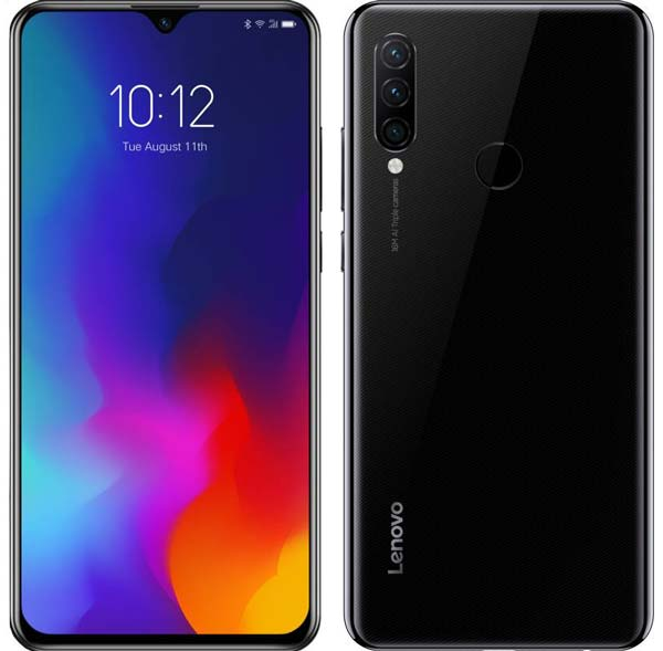 Lenovo K10 Note Black
