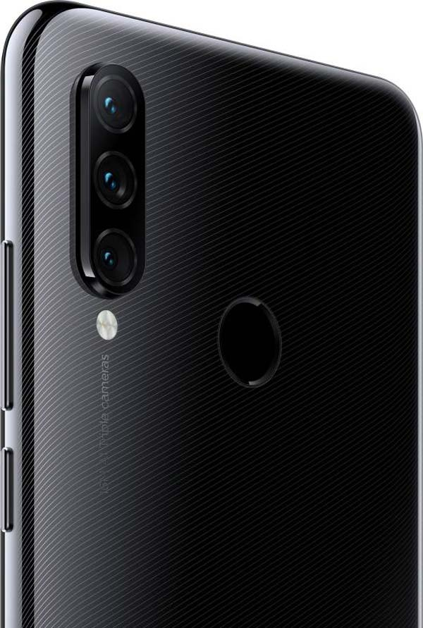Lenovo K10 Note Triple Camera