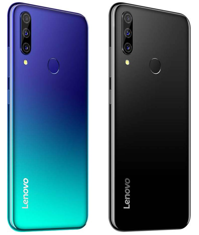 Lenovo K10 Plus Colors