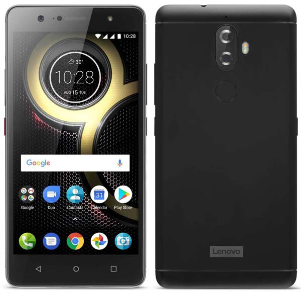 Lenovo K8 Plus - Price, Features, Availability, and