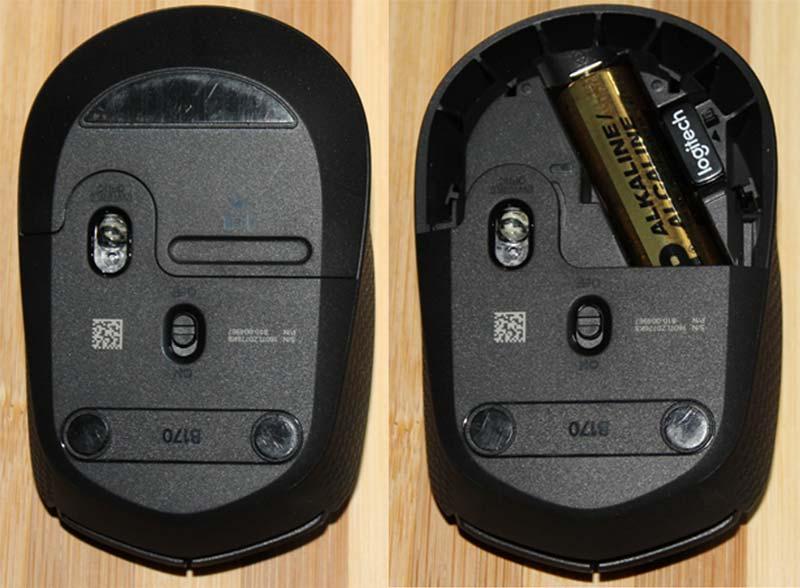 Logitech B170 Wireless Mouse Review - GizArena com