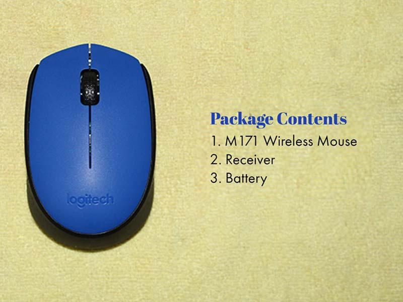 Logitech M171 Wireless Mouse Review - GizArena com