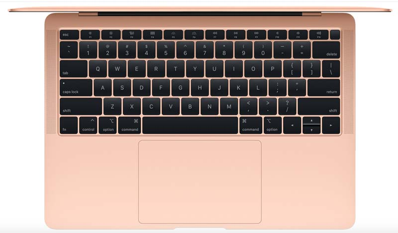 New MacBook Air Keyboard