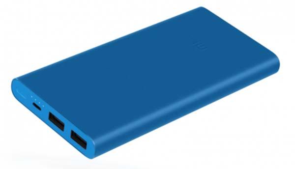 Mi Power Bank 2i Blue