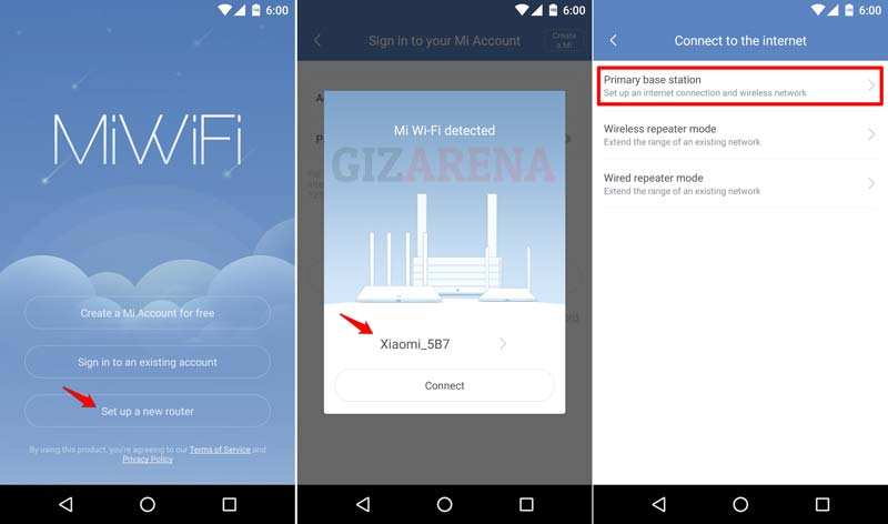 Xiaomi Mi Router 3C Setup - Step By Step Tutorial
