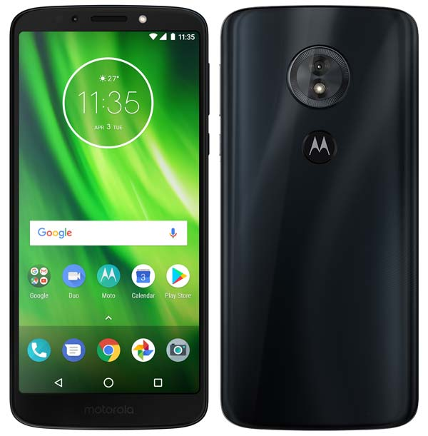 Moto G6 Play (India) - Price, Features, Availability, and