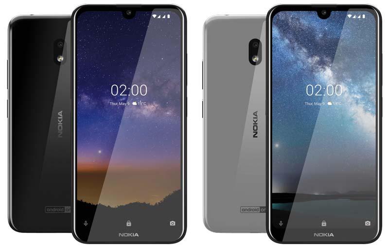 Nokia 2.2 Colors