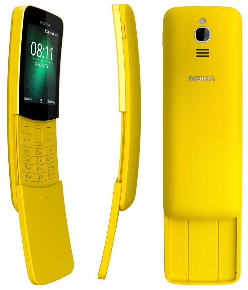 Nokia 8110 4G Views