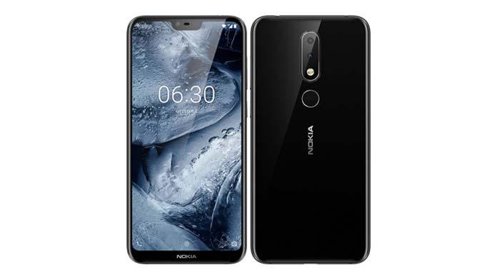 nokia x6 price features availability and specifications rh gizarena com Nokia 6X Nokia 8 Smartphone 2017