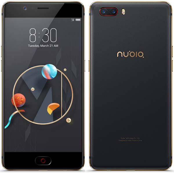 Nubia M2