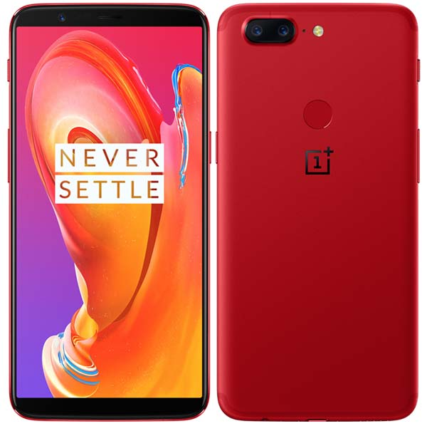 OnePlus 5T Lava Red India