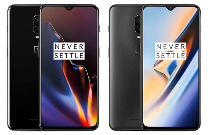 OnePlus 6T Colors HD