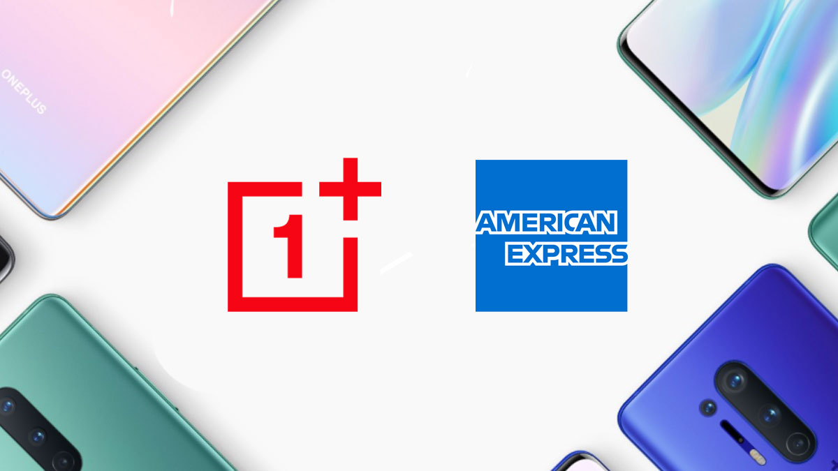 OnePlus and American Express Enter into Strategic Partnership: 10% Cashback, Free Red Cable Club Pro Membership