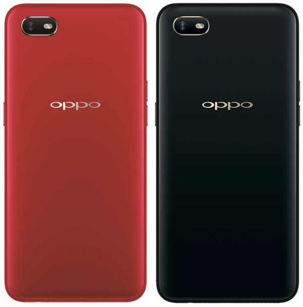 OPPO A1K Colors