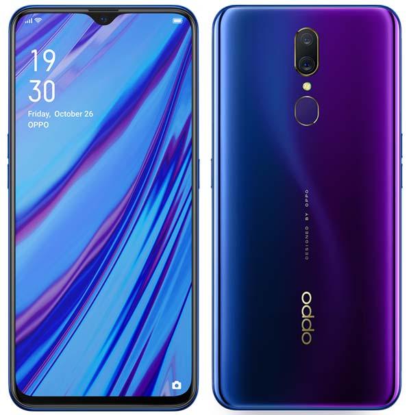 Oppo A9 Purple