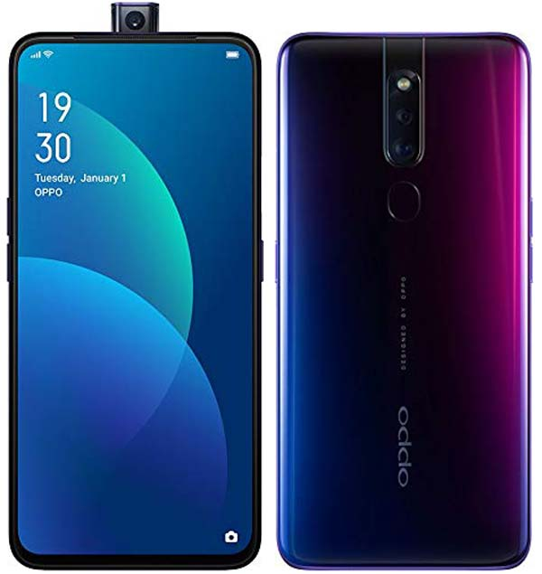 Oppo F11 Pro - Frequently Asked Questions (FAQ)