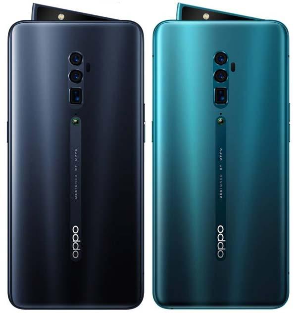 Oppo Reno 10X Zoom Colors