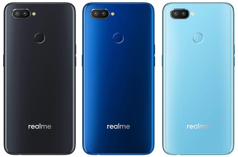 RealMe 2 Pro Colors